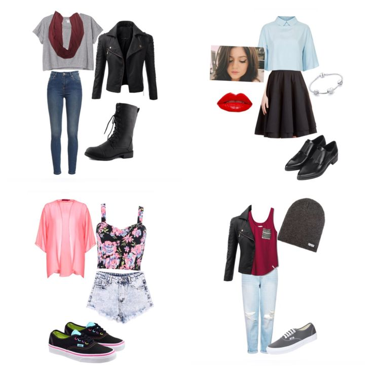 images for cool outfits for teenage girls polyvore. Black Bedroom Furniture Sets. Home Design Ideas