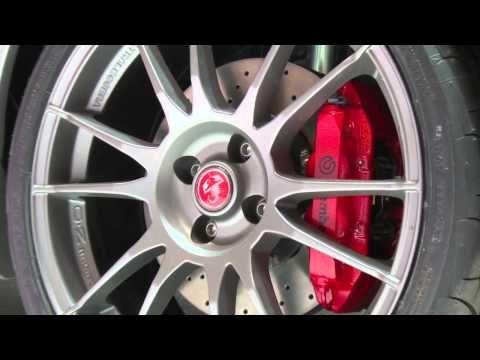 Salón del automóvil de Ginebra 2014. Abarth 695 Biposto