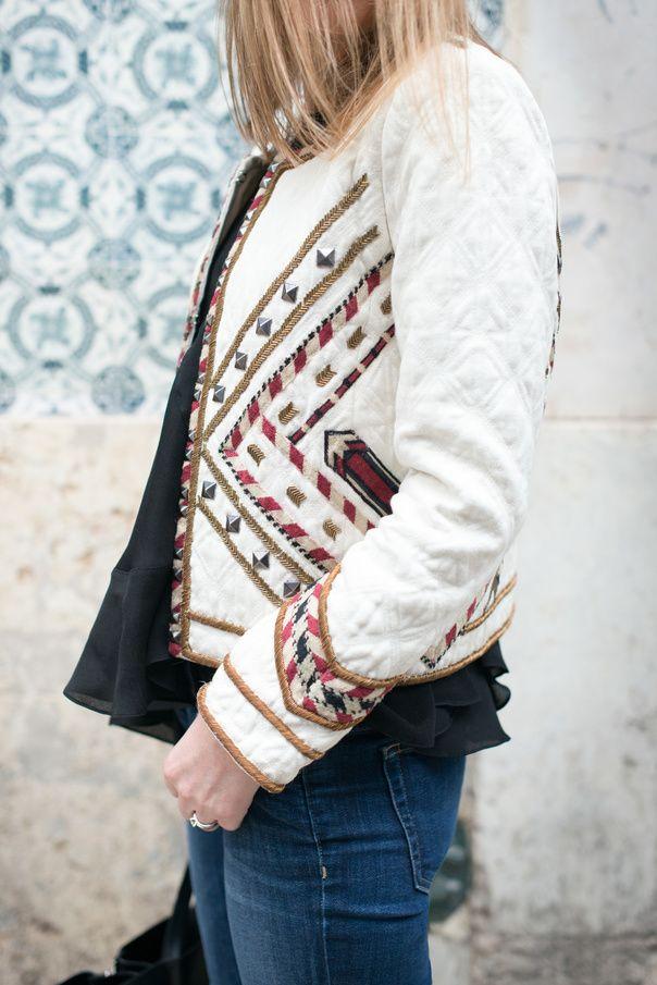 Hippo Jacket Isabel Marant