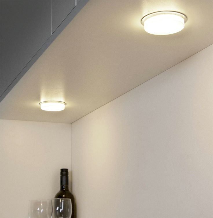 13 best lighting see your kitchen in a whole new light images urban thermoplastic semi recessed light fitting for gx53 bulbs mozeypictures Choice Image