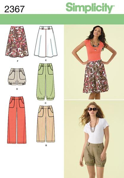 simplicity patterns 2367 - Buscar con Google: