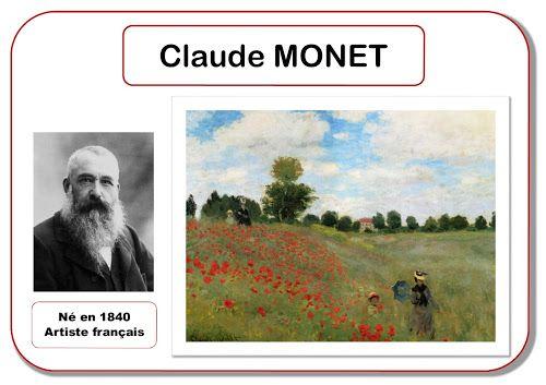 Claude Monet - Portrait d'artiste