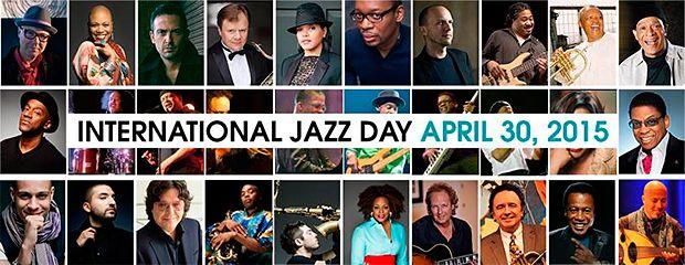 Día Internacional del Jazz 2015 - JazzDay