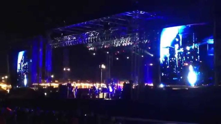 R5 Concert at the LA County Fair September 13, 2014