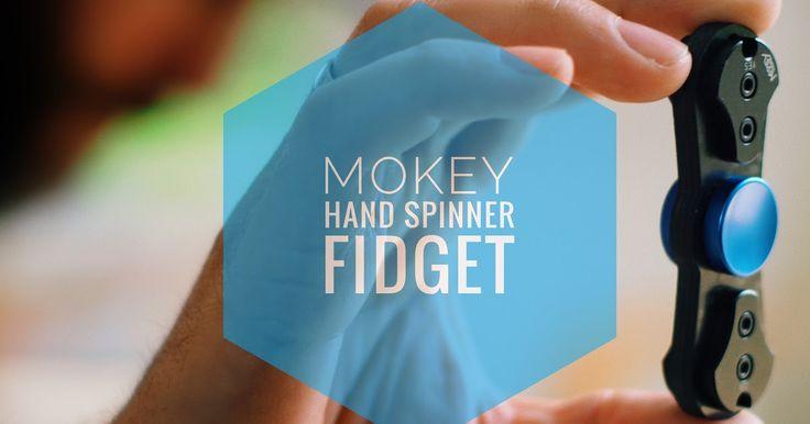 Let it spin around Digga. MOKEY Fidgets.    ᴵᴺ ᴷᴼᴼᴾᴱᴿᴬᵀᴵᴼᴺ  Klein, leicht, edel und es tanzt auf deinem Finger. Whaaat?  Na, wenn wiede...