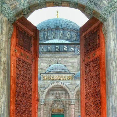 Süleymaniye Camii-İstanbul  Byynsemretrlk