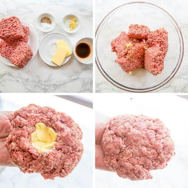 Butter Burger Recipe Low Carb Keto Hamburger Recipe For Summer Picnics Butter Burgers Burger Recipes Pork Burgers Recipes
