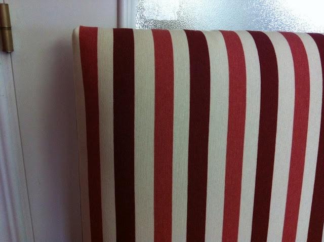 Diy: El cabecero tapizado de Isabel. Paso a paso : x4duros.com