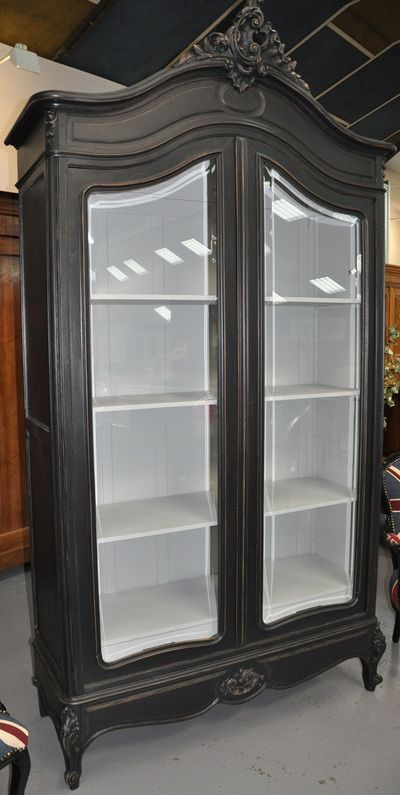 60 best relooking meubles noir images on pinterest - Relooking armoire ...