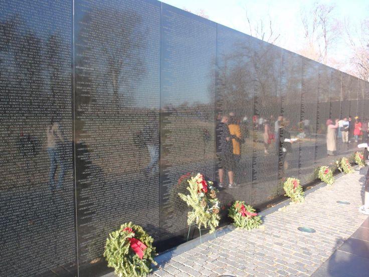 Monumento a los Veteranos de Vietnam