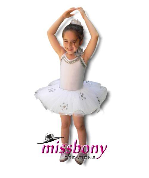 ASLIHAN klasik bale gösteri kıyafeti