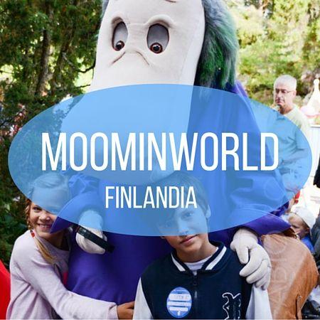 Moominworld é l'isola dei divertimenti dedicata al mondo dei Moomin, situata a Naanali, Finlandia. Ideale per una vacanza in famiglia con bambini