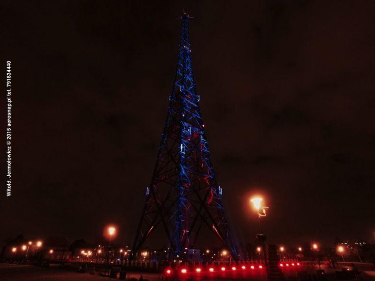 Gliwice solidarne z Paryżem #ParisAttacks   https://flic.kr/p/B5r5Vx | Radiostacja Gliwice | Po zamachu w Paryżu