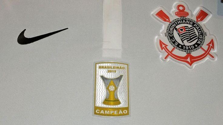 Sport Club Corinthians Paulista - Hexa Campeão Brasileiro 2015