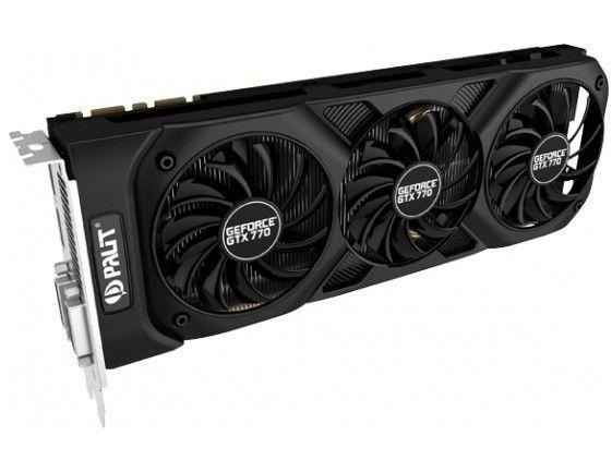 GeForce GTX 770 OC from Palit