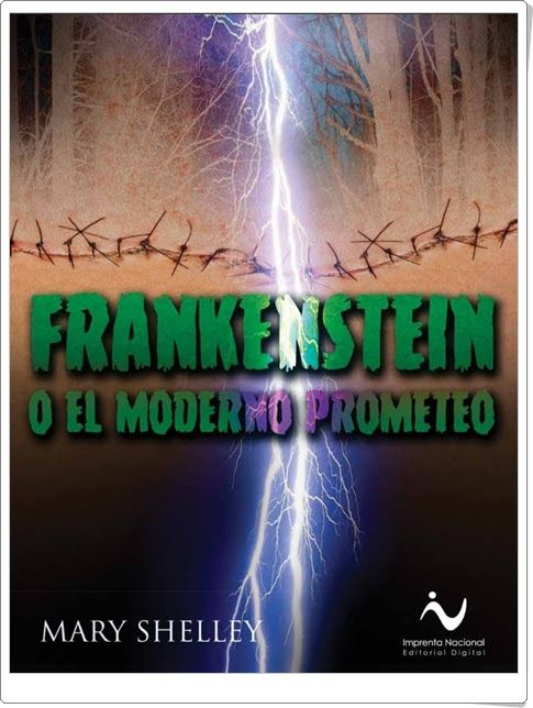"""Frankenstein"" de Mary Shelley"