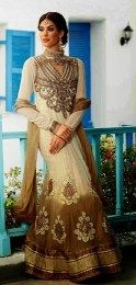 Elegant Fashionable Anarkali Suit