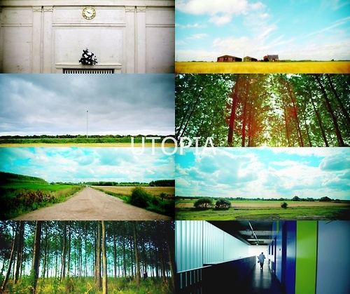 Utopia, really good tv show