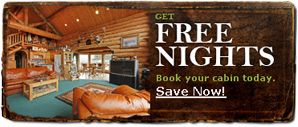 Cabin Discounts & Specials in Gatlinburg, Pigeon Forge, and Sevierville, TN - PIN for later and LOOK at before renting a cabin in the Smokies!