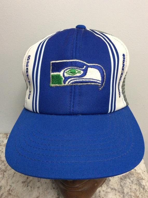 c7c2061d Seattle Seahawks Snapback Trucker Hat Ball Cap Official NFL Licensed  Product Fan Gear