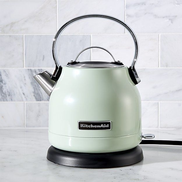 37 Useful Kitchen Gadgets To Put On Your Holiday Wish List Electric Kettle Tea Kettle Kitchen Aid