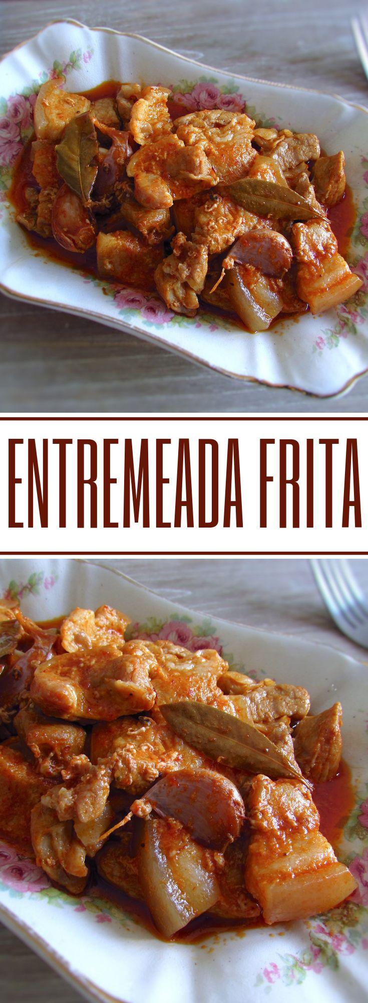 Entremeado frito | Food From Portugal   – Receitas