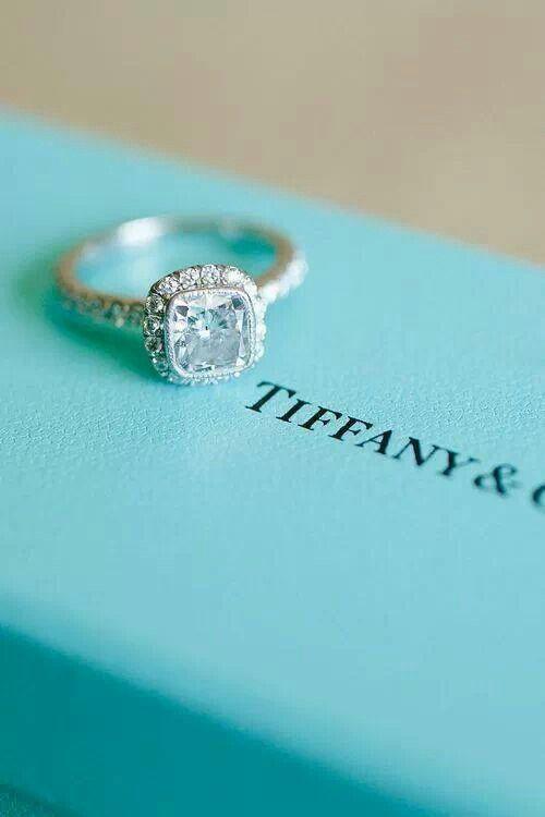 Tiffany rings #classic #fashion