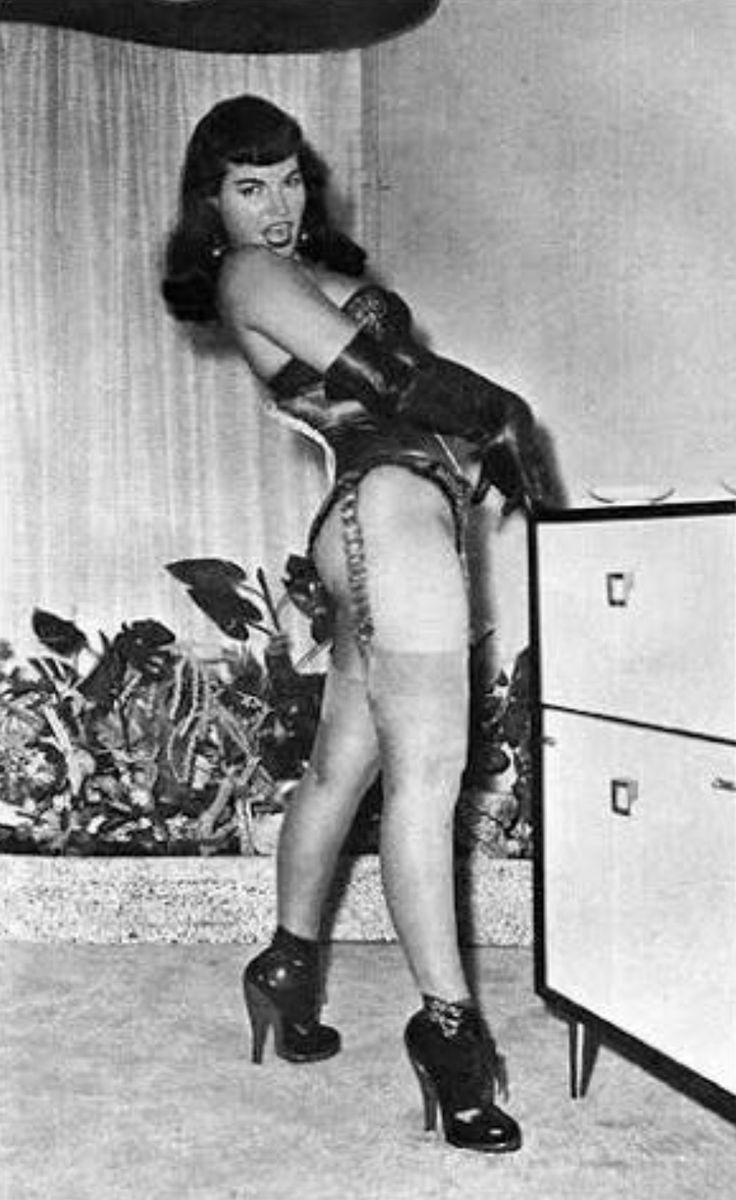 #BettyPageLover