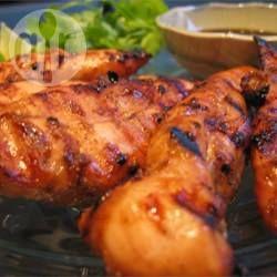BBQ Teriyaki Chicken Breast