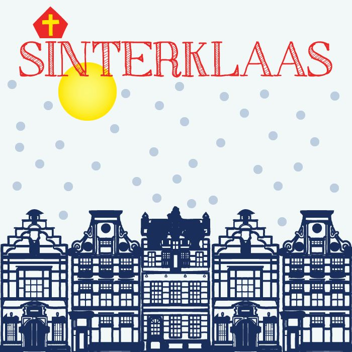 December 5 is Sinterklaas in The Netherlands! Are you going to celebrate the birthday of Sinterklaas with presents & poem...