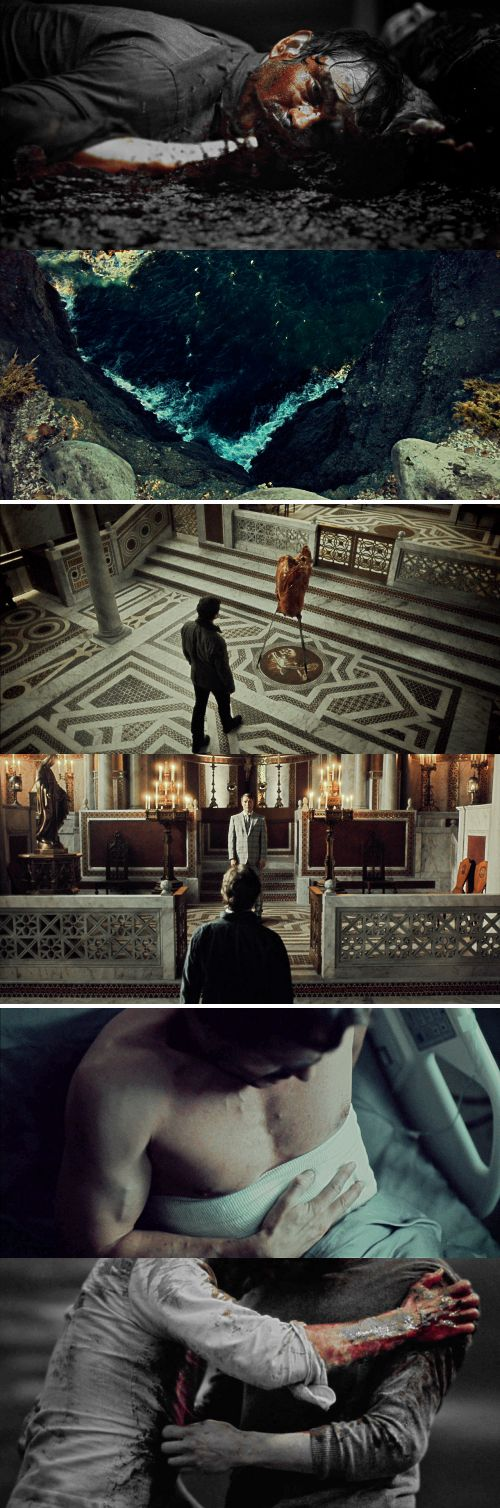 God's not who I came here to find. #hannibal