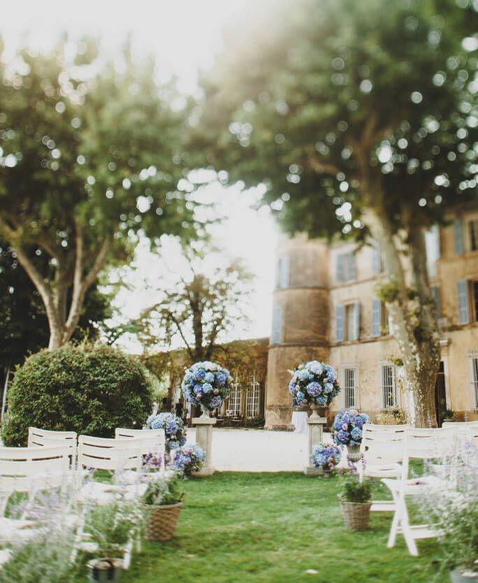 Организация свадьбы Свадьба в Провансе Елены Кулецкой | агентство «Для Двоих»