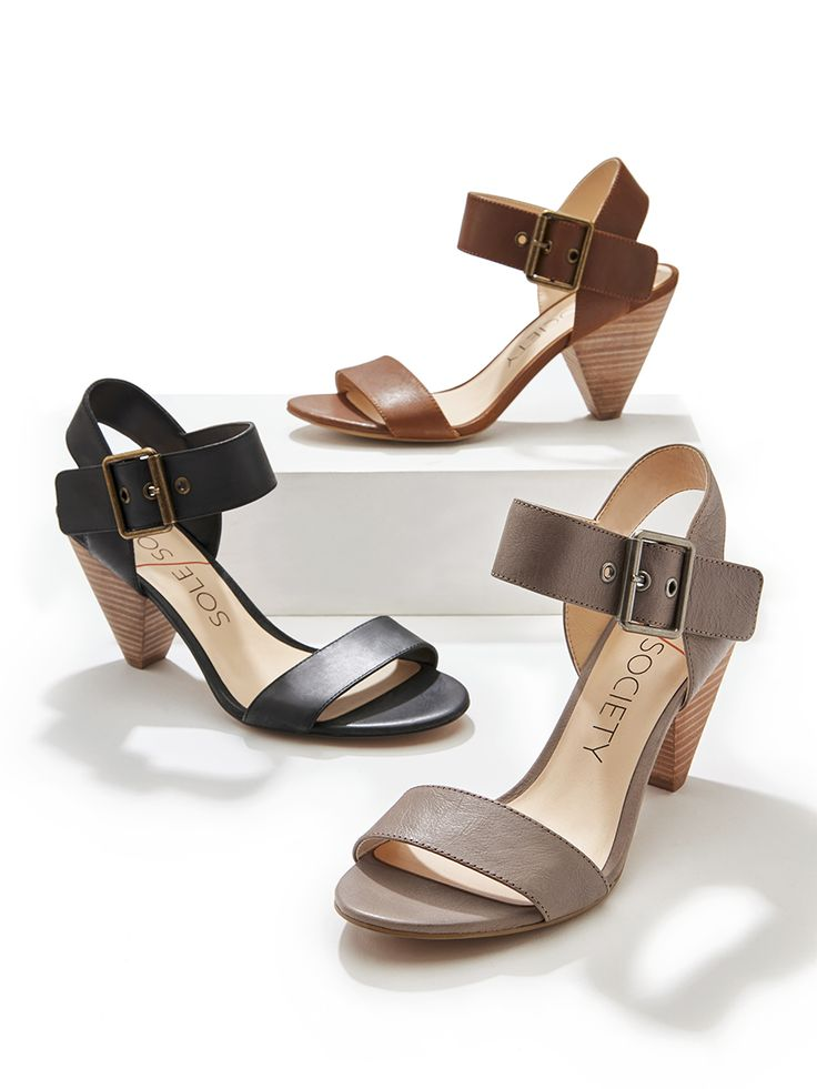 The chic, day-to-night summer sandal.