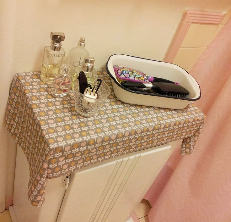 Feminine Bathroom With Masculine Touches Pink