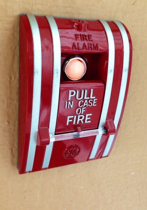Made-to-Order Fire Alarm Doorbell | Shared by LION