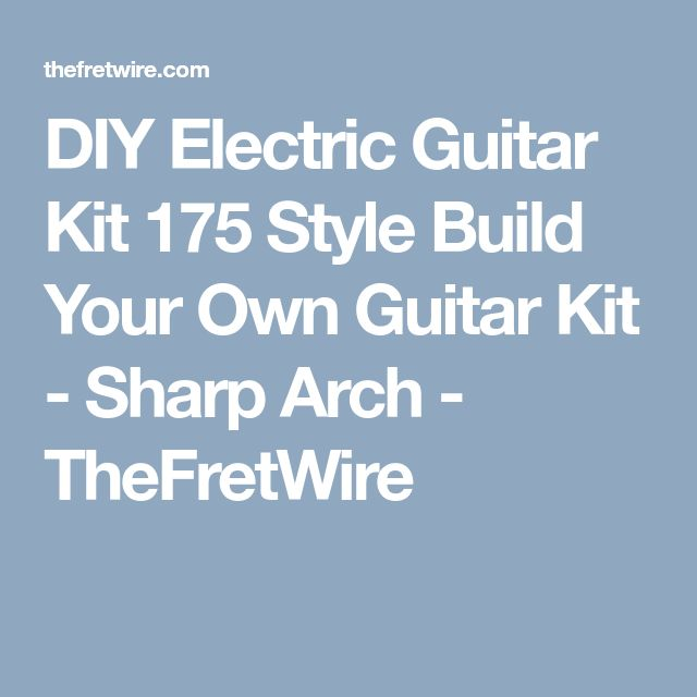 33 best Guitar images on Pinterest | Guitars, Seymour duncan and Jazz