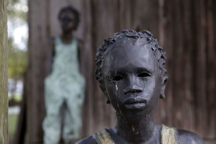 Whitney Plantation in Louisiana casts cold look at slave trade through chilling exhibits