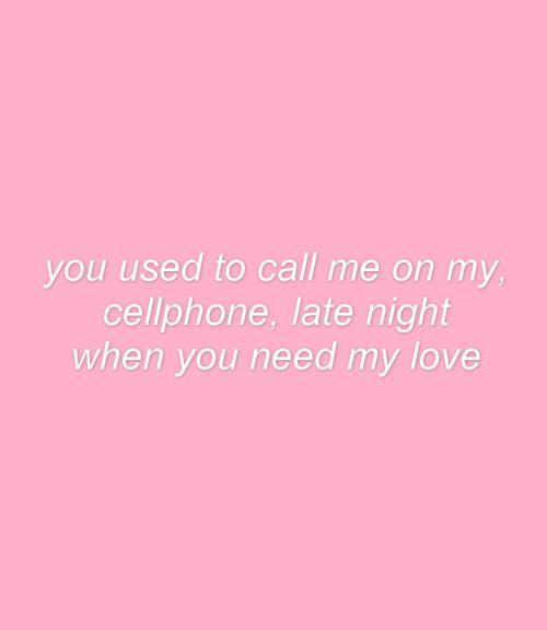 hotline bling lyrics - Google Search