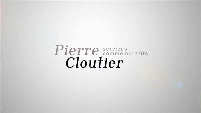 Services commémoratifs Pierre Cloutier / Campagne télé automne 2014 / Beez Créativité Média