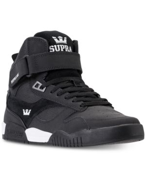 timeless design a81e8 b785f SUPRA MEN S BLEEKER HIGH TOP CASUAL SNEAKERS FROM FINISH LINE.  supra   shoes