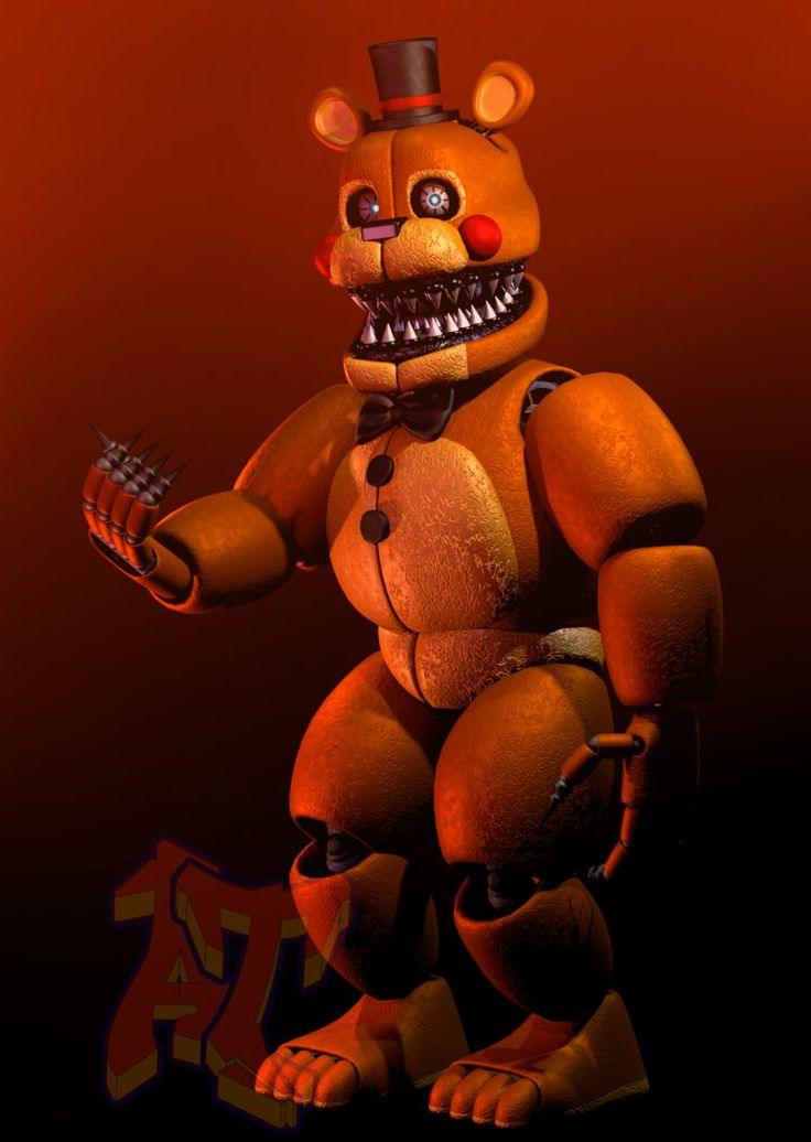 Halloween Freddy Toys : Best images about funtime freddybear on pinterest the