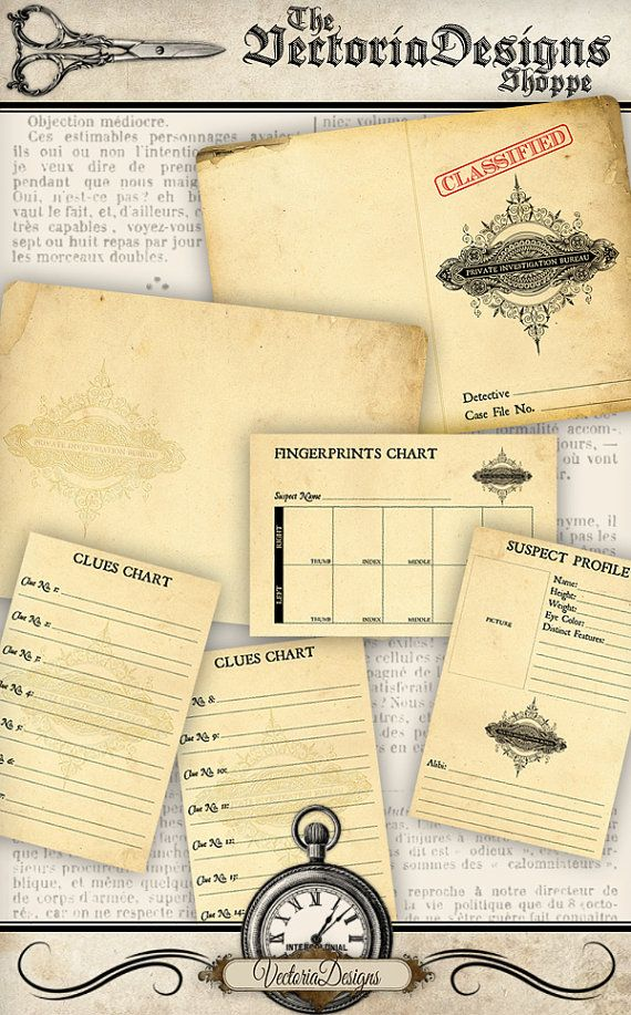 Unsolved Case Files Board Game