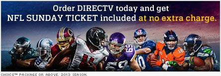 NFL Schedule | Football Games Available on NFL SUNDAY TICKET from DIRECTV