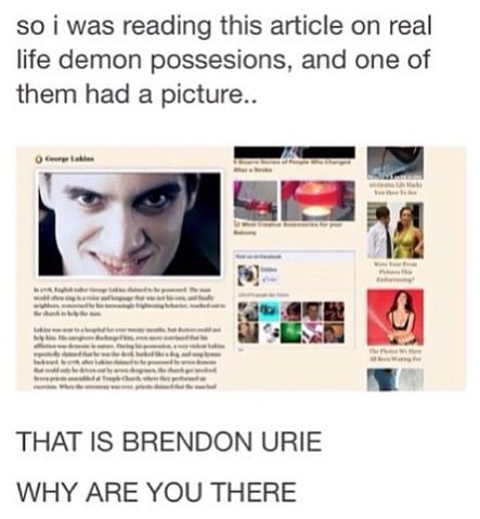 IT WAS JUST A MUSIC VIDEO WE SWEAR>>> IF YOUR GOING TO PUT BEEBO IN A DEMONIC POSSESSION ARTICLE AT LEAST GET A SCREENSHOT FROM EMPERORS NEW CLOTHES