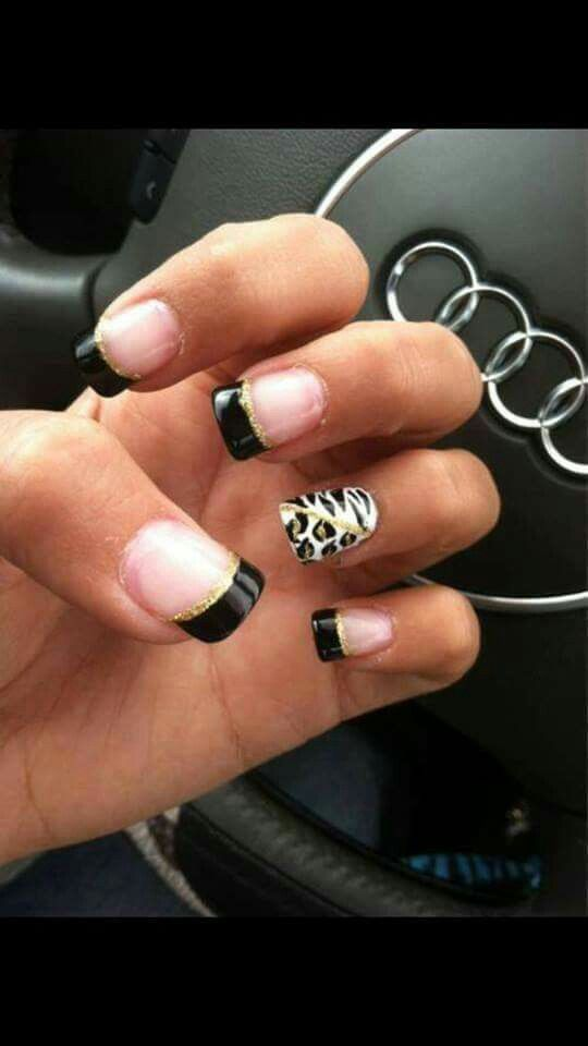 I think these are my next nail design