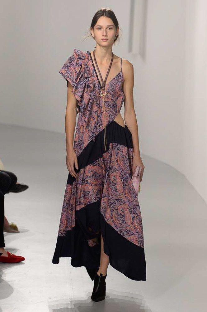 Loewe Spring 2018 Ready-to-Wear Fashion Show - Justine Asset