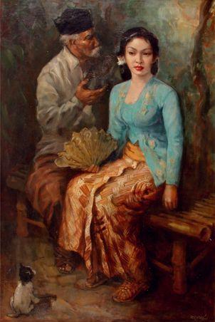 Basoeki Abdullah - Nasehat Kakek (Advies van opa)