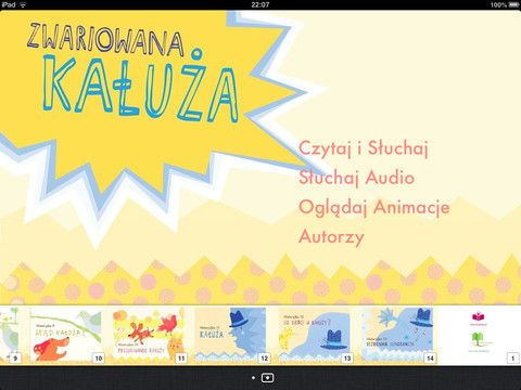 Zwariowana Kaluza. Itunes.