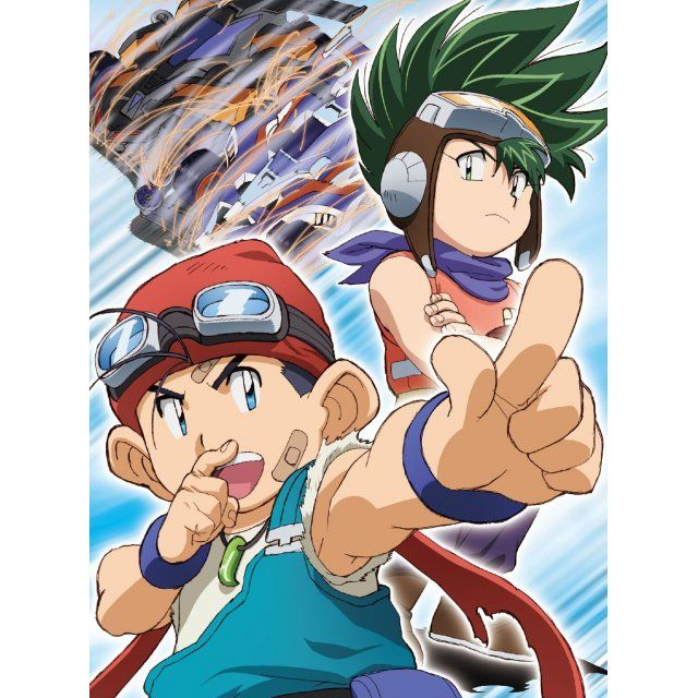 Bakusou Kyoudai Let S Go Max Blu Ray Box In 2020 With Images
