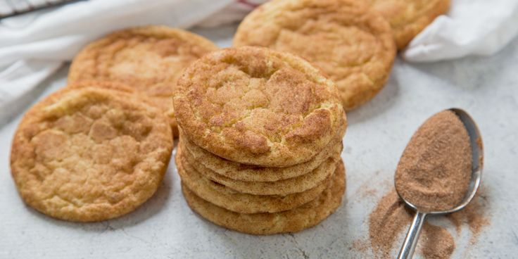 These snickerdoodle cookies are so delicious, and they have the best texture. They are so fast to put together too! I actually got it from an old recipe that my Great Grandma had clipped out of a newspaper. Grandma always knows best!